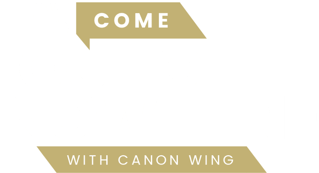 How To Come Out of Nowhere - Logo